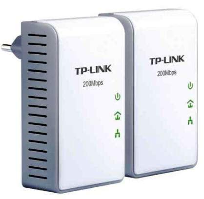 [ebay Wow] Powerline Netzwerk Adapter: TP Link, TL PA210 LAN Adapter, Starter Kit 200 Mbit, inkl. Versand 29,95€