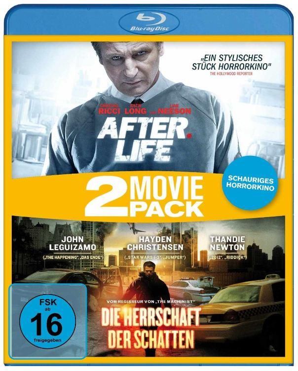 [Amazon] Aktion: Blu rays im Doppelpack inkl. Versand 11,99€