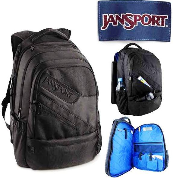 [iBOOD] 15er Laptop Tasche: JanSport mit extra Schutz und 30 Jahren Garantie, inkl. Versand 45,90€!
