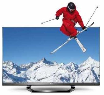 [Amazon WHD] 47er Cinema 3D TV LG (Full HD, 400Hz MCI, DVB T/C/S2) ab 668,82€