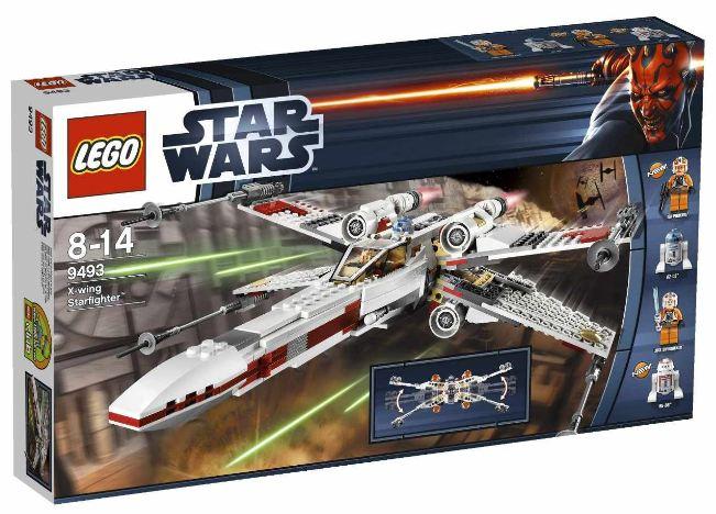 LEGO Star Wars 9493: X wing Starfighter inkl. Versand 42€