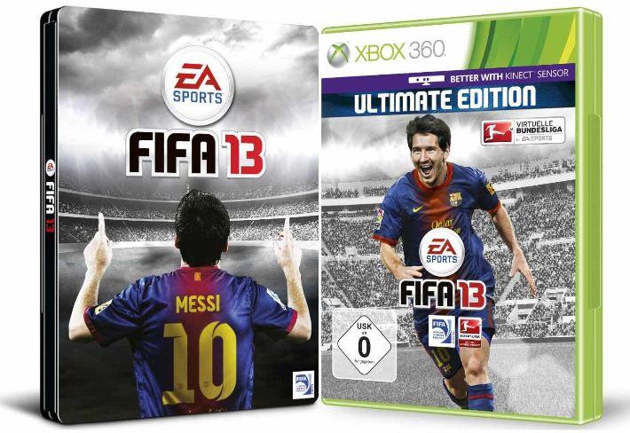 [Amazon] Update! Game der Woche: FIFA 13 für PS3 und XBox + Deponia für den PC!