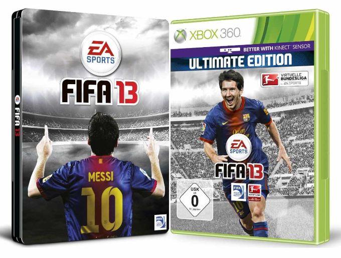 [Amazon] Update! Xbox 360 250GB + Forza 4 + Skyrim + FIFA13 Ultimate für inkl. Versand 232,94€!