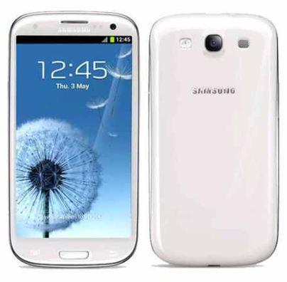 [ebay Wow] Android 4 Smartphone: Samsung Galaxy S 3 i9300 16 GB in weiß und inkl. Versand 429€