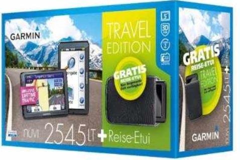[Amazon Blitzangebote] Heute wieder ab 14Uhr: Navigationssystem: Garmin nüvi 2545LT inkl. Versand 105€