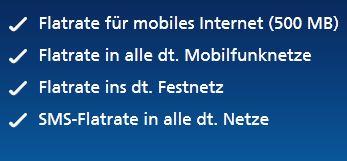 [Update] Wieder da! O² Blue M (Telefon , SMS  und Internetflat) für effektiv 19,99€ monatlich!