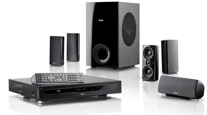 [ebay Wow] 5.1 Home Cinema System: Teufel Impaq 3000 Mk 2, Blu ray System, Receiver Satellit Subwoofer inkl. Versand 499,99€