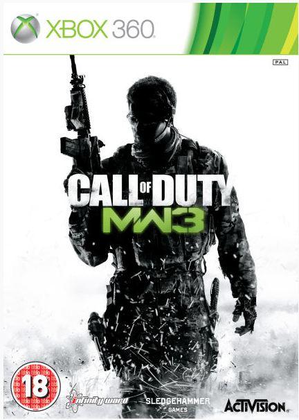 [THEHUT] XBox Game Aktion! Call Of Duty: Modern Warfare 3 inkl. Versand 19,25€