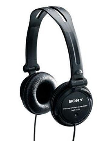[Sony Online Store] DJ Kopfhörer: SONY MDRV150 generalüberholt mit schwenkbaren Ohrmuscheln inkl. Versand nur 13,35€