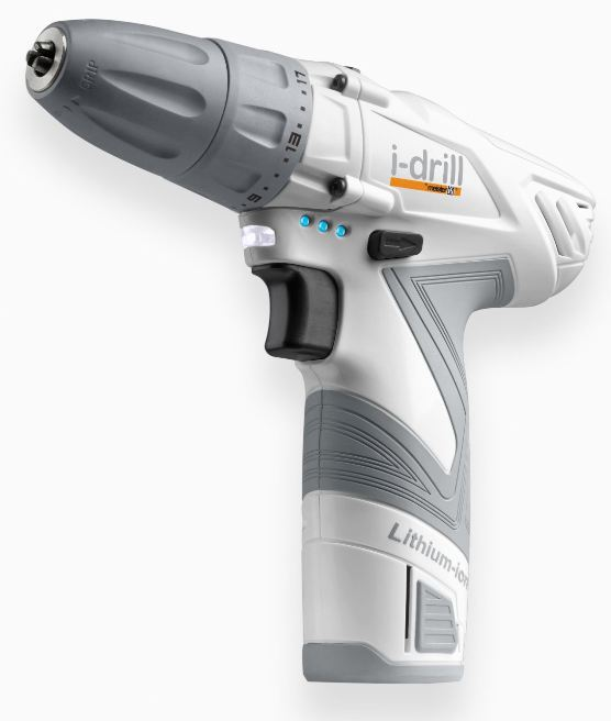 [Amazon] Tool Time! Akku Bohrer Schrauber: Meister MAS12i i drill 12V Li Ion, inkl. Versand 81,13€
