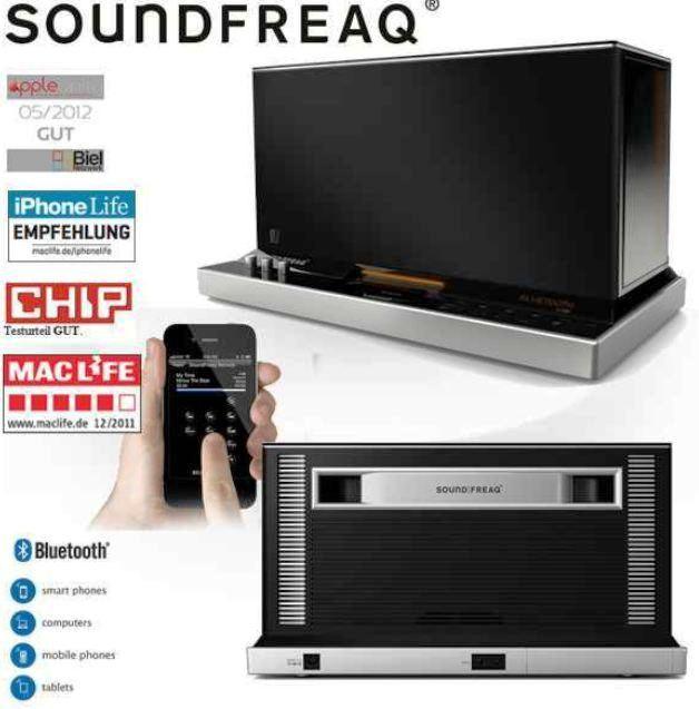 [iBOOD] Bluetooth Sound Platform: Soundfreaq SFQ 01A, Audio System, inkl. Versand 125,90€