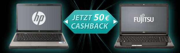 [GetGoods] Update! Cashback: Fujitsu Lifebook AH530 für 211,90€ inkl. Versand