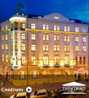[ebay Wow] Animod Hotelgutschein: 2 Personen, 2 Übernachtungen im 4* Hotel Theatrino in Prag für nur 69€   Winterspecial!