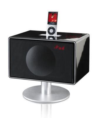 [ebay Wow] Radio Wecker: Geneva Lab Sound System S mit DAB+ iPod Dock inkl. Versand 199€