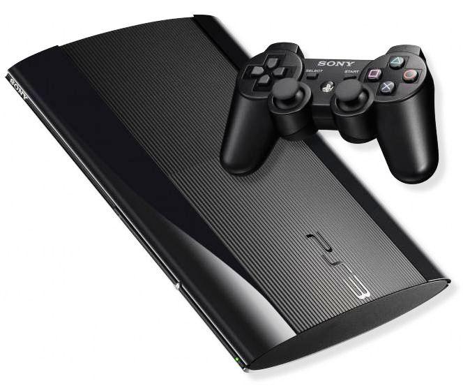 Sony PlayStation 3, SuperSlim 500 GB, inkl. Controller, für 239€