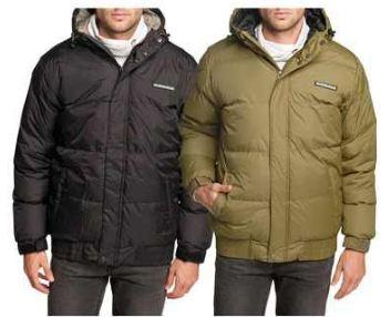 [ebay Wow] frontlineshop: SIR BENNI MILES Daunen Jacke (3 Farben), je inkl. Versand 44,95€
