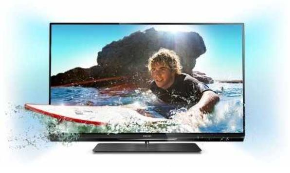 [Amazon] TV Deal des Tages: 42er Ambilight 3D Philips mit WiFi, DVB C/ T/ S, CI+ & 3D Blu ray Player inkl. Versand 979€