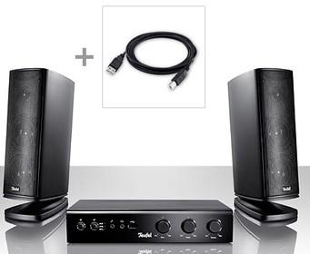 Teufel PC Stereo Anlage Concept B 200 USB Connect für 165,59€ inkl. Versand
