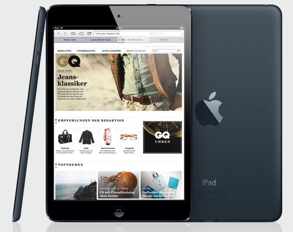 [Schwab] Knaller! Preisfehler! 25% Rabatt auf Alles! bei, z.B. iPad mini 16GB WiFi für 254€ !