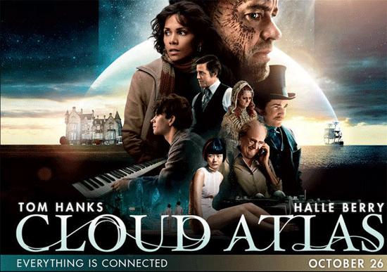 2 Kinokarten für Cloud Atlas für 0,49€