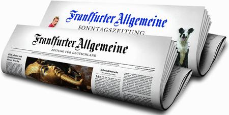 [Tipp!] 5 Monate kostenlos Frankfurter Allgemeine Zeitung lesen