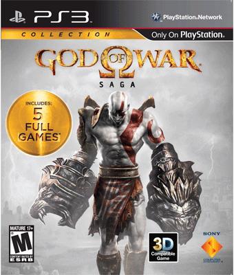 [Play Asia] Update! PS3: God of War Saga für 23,12€ und inFAMOUS Collection für 19,25€