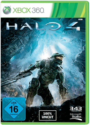 Update! Amazon WHD   Xbox 360 Game: Halo 4 100% Uncut, inkl. Versand nur 22,90€