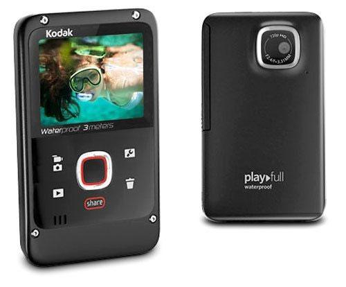 [Amazon] HD Camcorder: Kodak PlayFull Ze2 für 32,99€ inkl. Versand