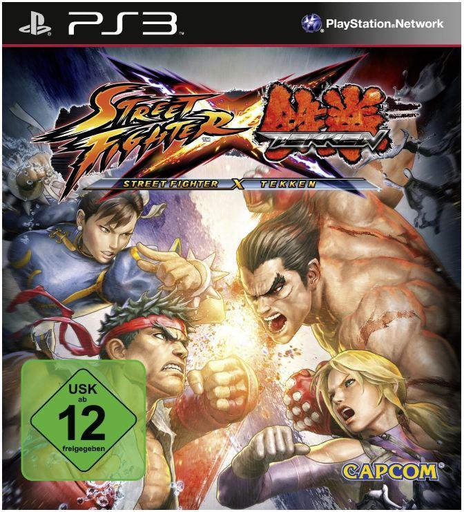 [Amazon] Games der Woche: Borderlands 2 & SBK Generations & Streetfighter X Tekken inkl. Versand ab 18,97€