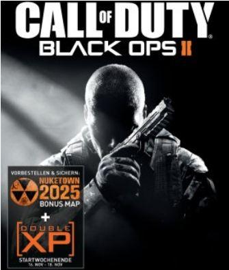 [Amazon] Gewinnspiel zu Call of Duty Black OPS II