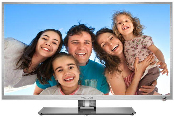 32 TV, Thomson 32FU5555S, mit triple Tuner und WiFi für 299€