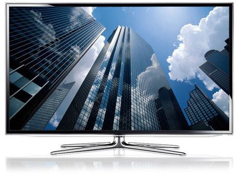 [ebay] 40TV 3D FullHD: Samsung Slim, 101cm mit Triple Tuner, inkl. Versand 555€