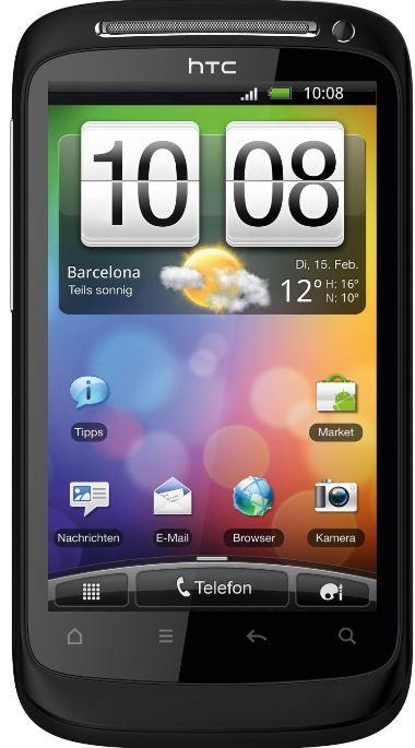 [ebay] Smartphone: HTC Desire S, 3G, 5MP inkl. Versand 259€ (Vergleich 312€)!