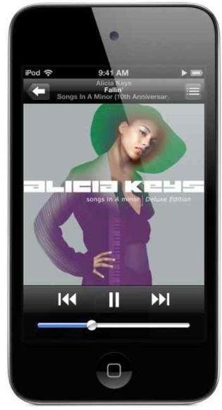 [ebay Wow] Apple iPod touch: 8 GB schwarz 4. Generation 8,89 cm (3,5) Widescreendisplay inkl. Versand 144,95€