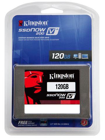 [ebay Wow] SSD: Kingston V+200 mit 120GB, inkl. Versand 69,90€