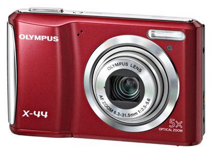 [ebay] 14 MP Digicam: OLYMPUS X 44 Red (B Ware) inkl. Versand 29,95€