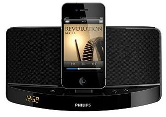 [Otto.de] Philips AD300 iPod/iPhone Dockinglautsprecher, inkl. Versand dank Gutschein nur 23€