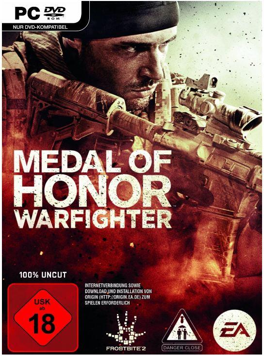 [Amazon] Game der Woche: Medal of Honor: Warfighter für PC / XBox / PS3 inkl. Versand ab 36,97€
