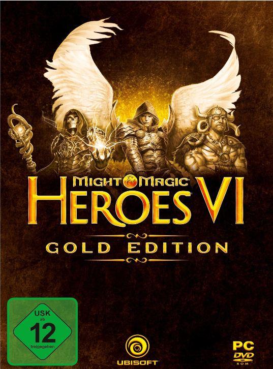 [Amazon] PC Download Games der Woche: Might & Magic: Heroes VI   Gold Edition 17,97€€ (u.a.)