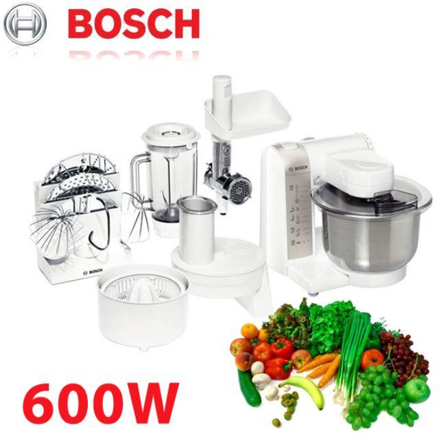 [iBOOD] Küchenmaschine: Bosch MUM4880 mit reichlich Zubehör inkl. Versand 138,90€ (Vergleich 185€)!