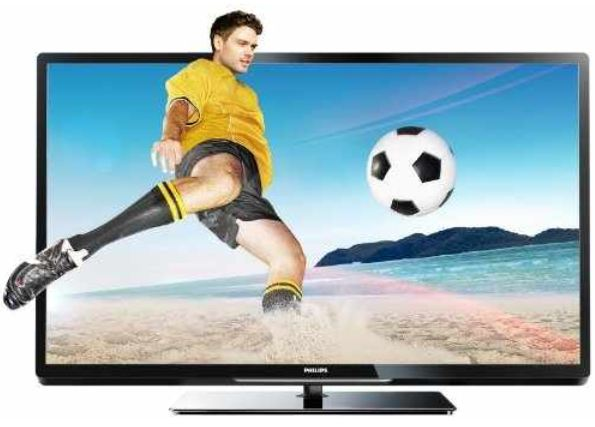 [Amazon] TV Deal des Tages: 3D 42er Philips mit Full HD, 200Hz PMR, DVB T/C/S2, CI+, SmartTV inkl. Versand 499€