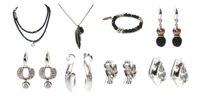 [ebay] Fossil Schmuck Sale: 14 verschiedene Damen Colliers, Armbänder und Ohrringe, inkl. Versand 27,49€