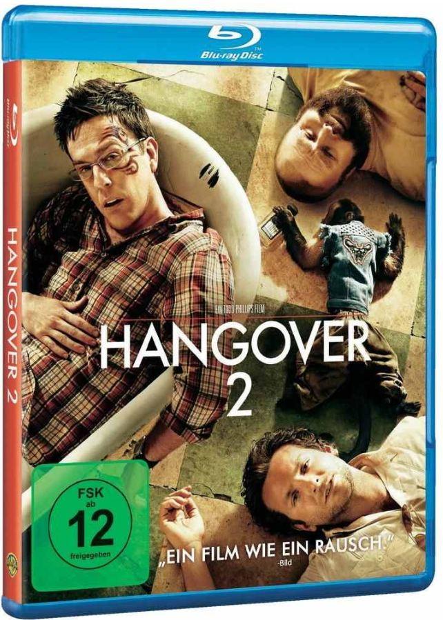 Blu ray: Hangover 2 nur 5€!