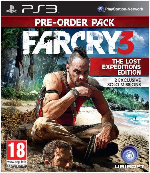 [THEHUT] BRAVESOUL Hoody und FARCRY 3 für PS3 oder XBox, inkl. Versand 43,99€
