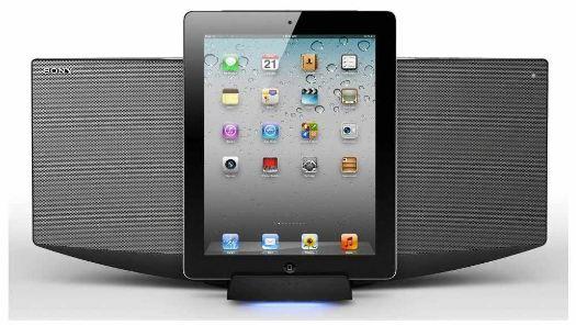 [ebay] All in One Audiodock: SONY CMT V75BTiP mit CD, USB, Bluetooth und DAB+ für iPhone, iPod, iPad, inkl. Versand 149€