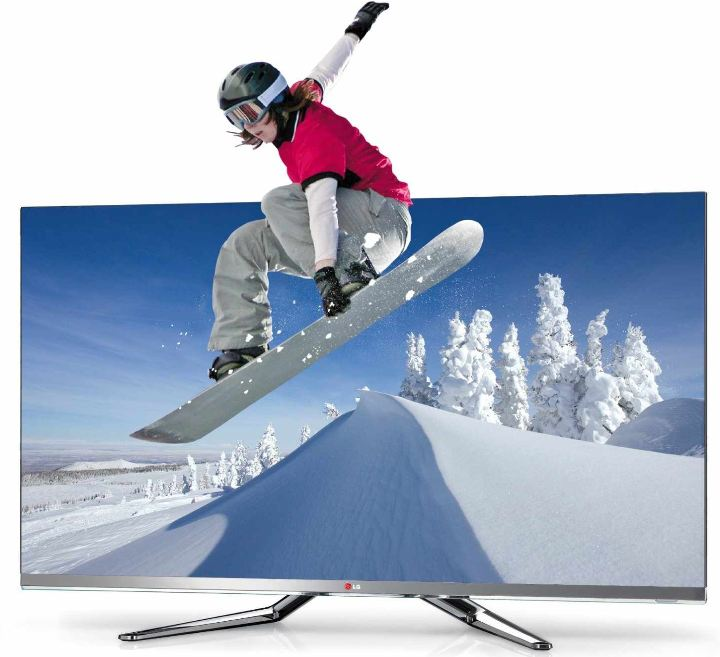 [Amazon] TV Deal des Tages: Cinema 3D LG 55LM860V 140 cm, Full HD, 800Hz MCI, DVB T/C/S2, InternetTV inkl. Versand 1.899€