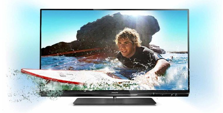 [Amazon] TV Deal des Tages: 42 er Philips Ambilight 3D, DVB T/C/S2, WiFi, Smart TV, inkl. Versand 699€