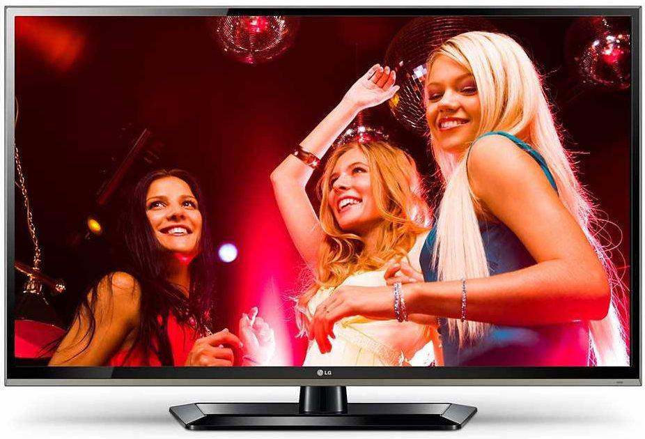 [Amazon] TV Deal des Tages: 42 LG 107 cm mit Full HD, 200MHz, 4x HDMI, DVB / T/ C/ S inkl. Versand 499€