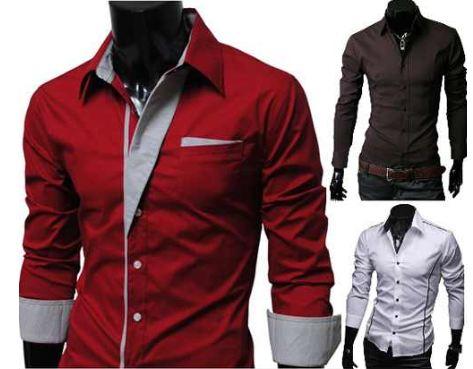 [ebay Wow] Herren Hemden: MERISH 5 Modelle inkl. 26 Farben (S XXL, Slim Fit) inkl. Versand 19,90€