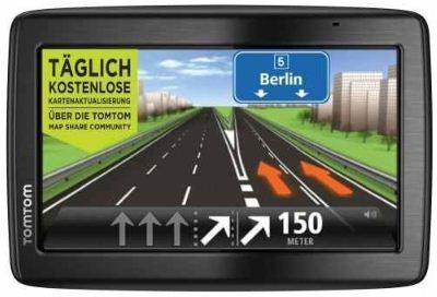 TomTom Via 135, Navi mit 5er Display, TMC u. Bluetooth und Updates für 129€